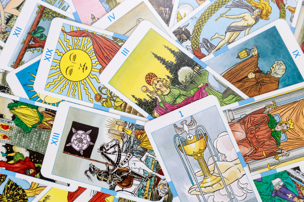 What does The Death Tarot Card mean?