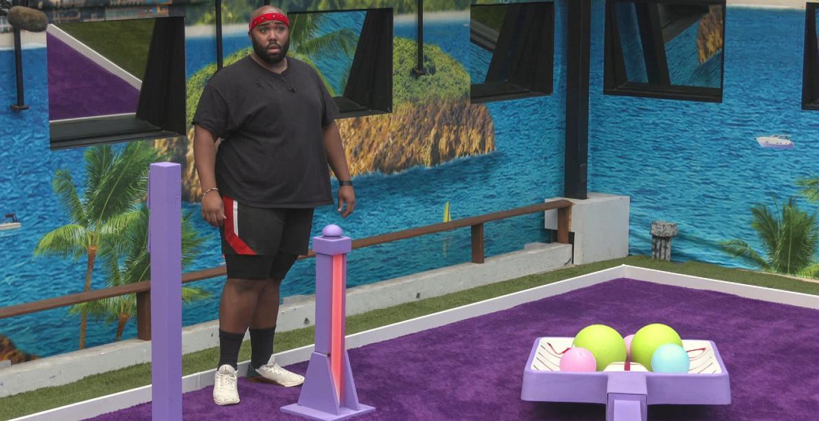Derek F in 'Big Brother 23'