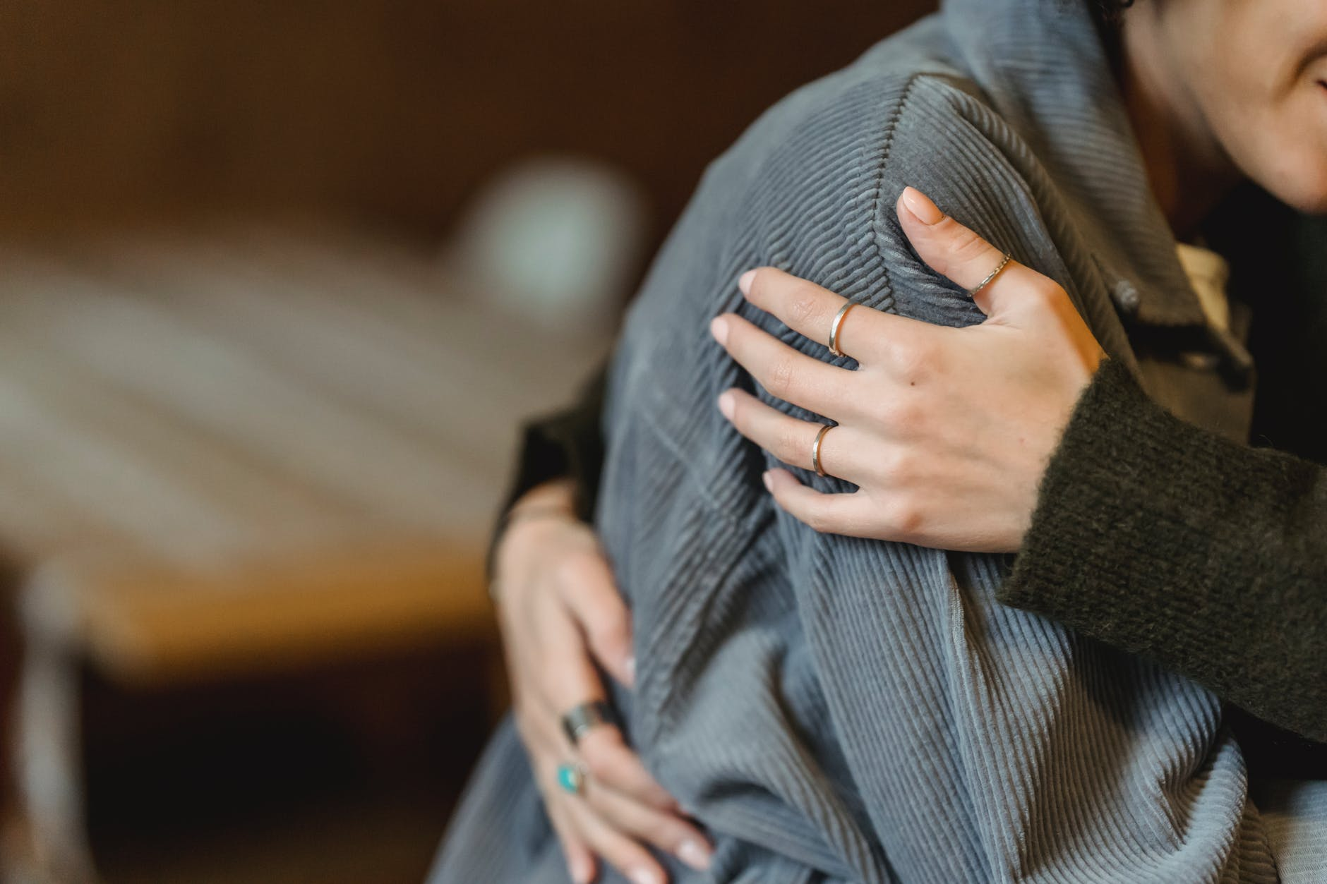 I comforted Emma after her miscarriage. | Source: Pexels