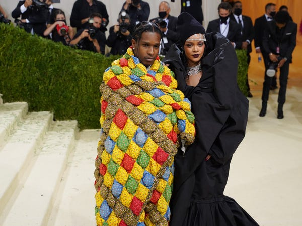 Woman Shares the Story Behind a$AP Rocky's Thrifted Met Gala Quilt