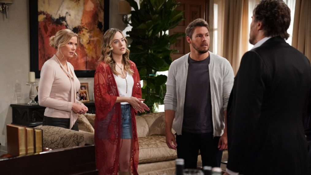 The Bold & The Beautiful Spoilers Reveal Mystery Visitors & More