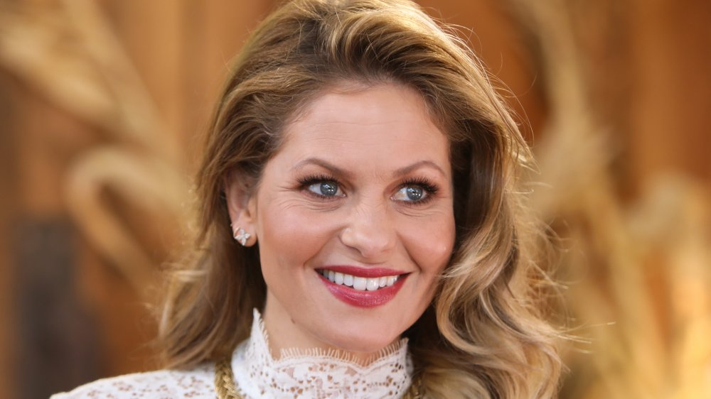 Candace Cameron Bure Reveals How Working Out Helped Her Through Depression