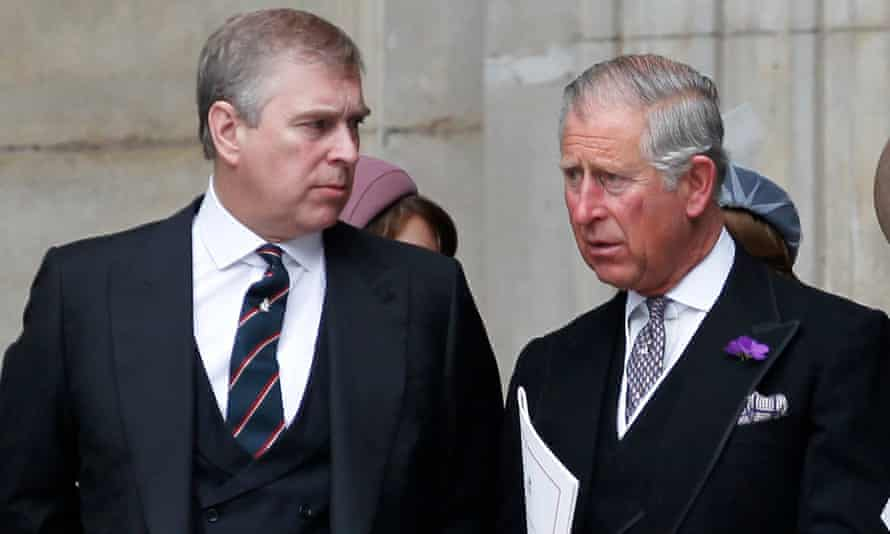Prince Charles Sends Scotland Yard To Leave Prince Andrew On the Run From A US Case
