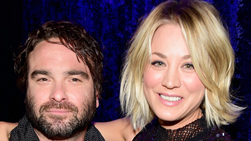 Rumours Suggest That Kaley Cuoco & Johnny Galecki Might Be Back Together!