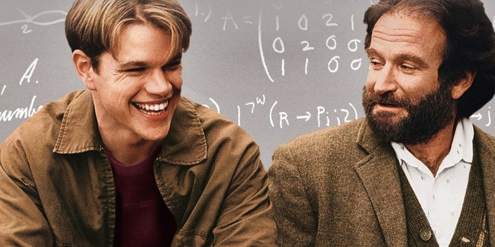 Matt Damon Opens Up About How Robin Williams Provided A Boost To His Career
