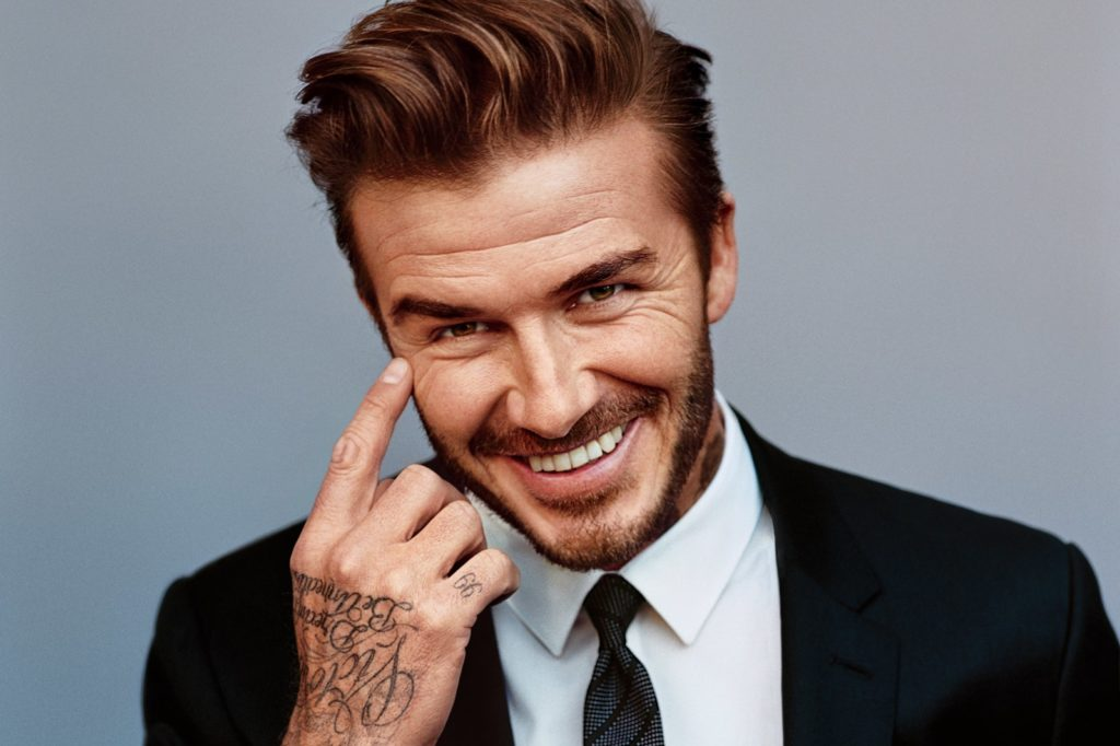 The Role Given to David Beckham's in World XI vs England XI