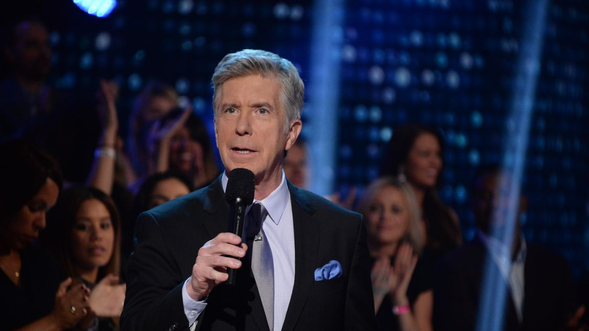 Here's What Tom Bergeron Revealed About The New DWTS Season