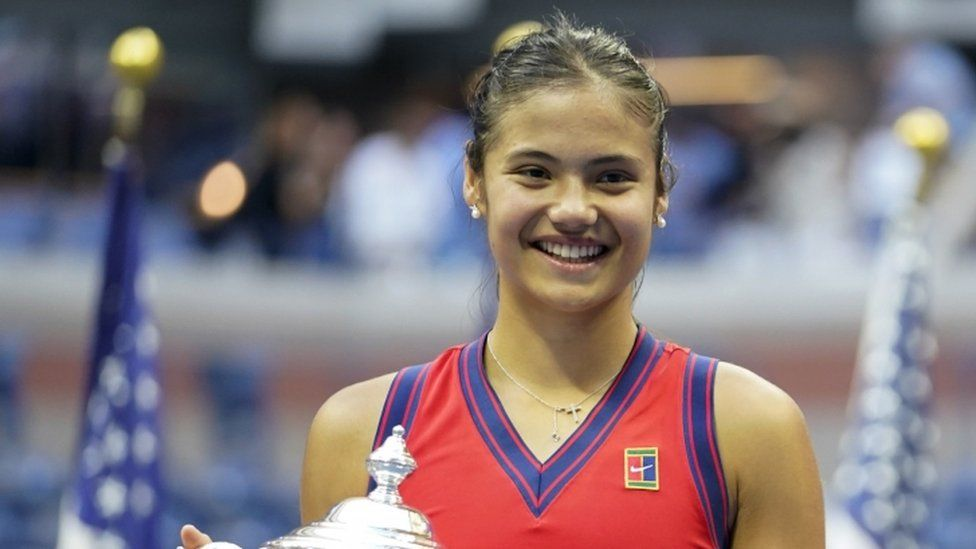 Emma Raducanu Taken Away By Her Own Performance With The US Open Title