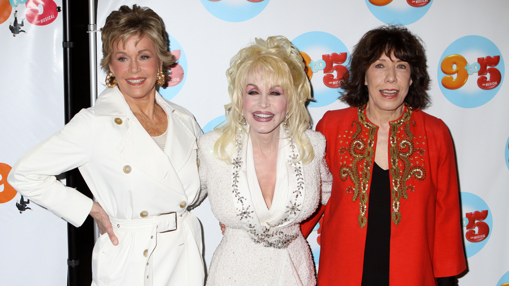 What's Going On With The 9 To 5 Trio: Parton's Bad Blood With Tomlin & Fonda
