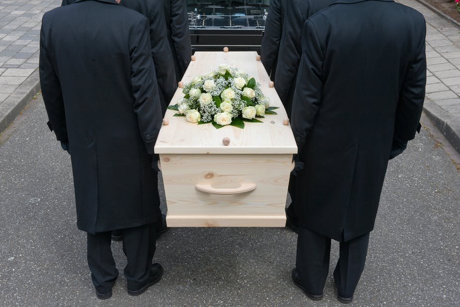 Parents Shocked To See Their Son Again, Four Months After His Funeral!!