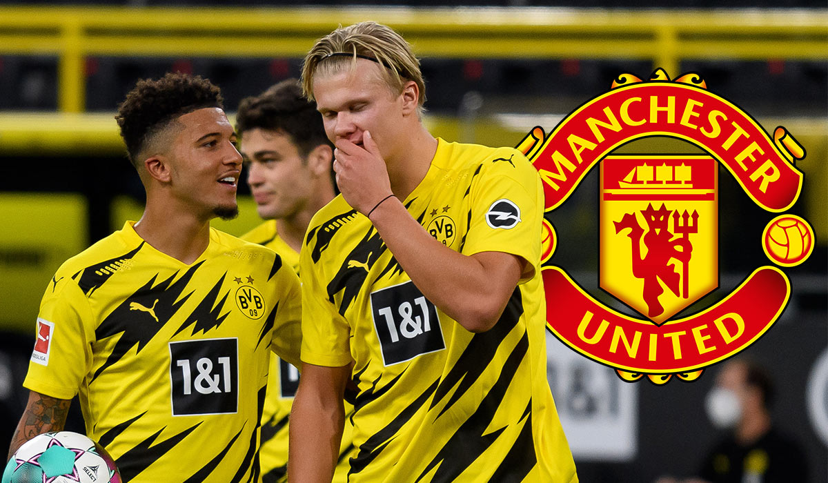 Arsene Wenger Comments On A Possible Erling Haaland Move To Manchester United
