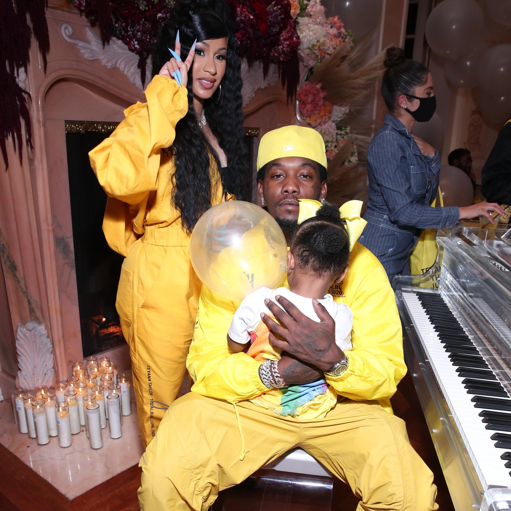 Cardi B Offset Dad to 5 Adorable Kids Glimpse inside the Rapper's Fatherhood!