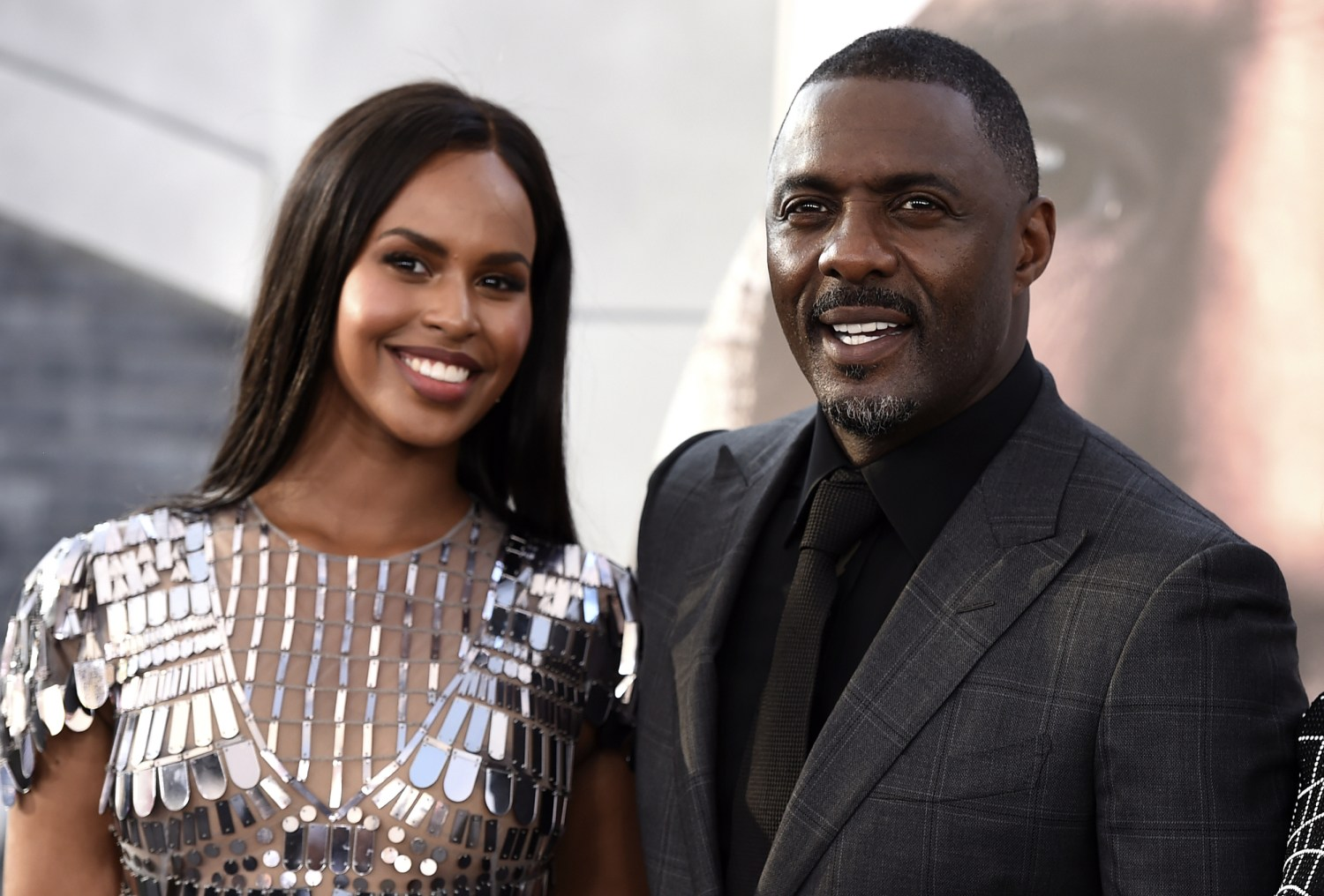 Fans Take To Social Media After Idris Elba's PDA With His Wife