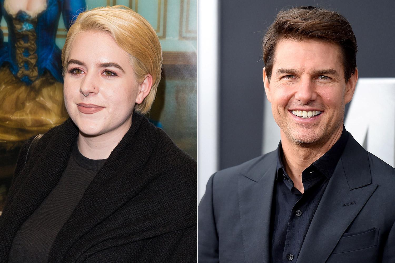 Tom Cruise And Nicole Kidman Daughter Bella Kidman Cruise Daughter New makeover!