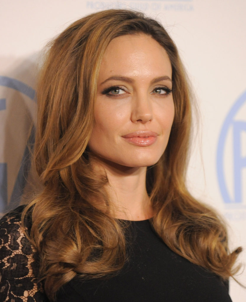 Did Angelina Jolie lost weight after her stay at hospital?