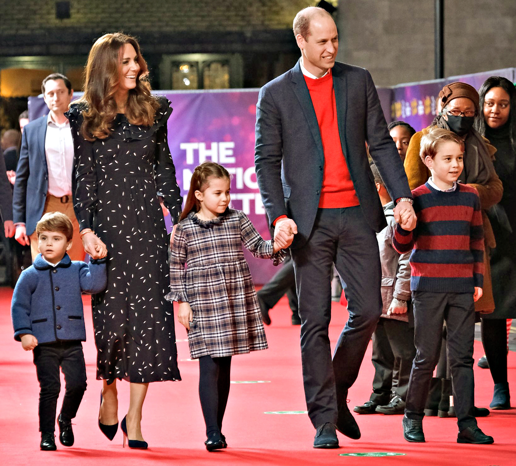 Kate Middleton Young Daughter Princess Fighting Cancer Shares Her Tragic Experience..