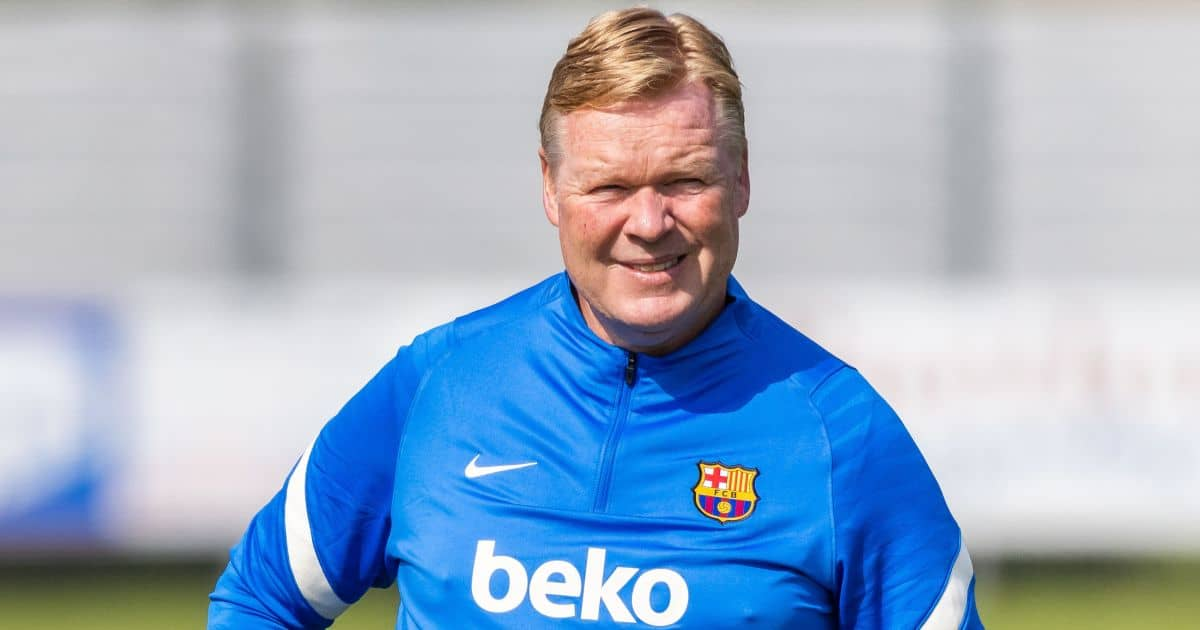 Ronald Koeman To Get The Stick With Barcelona's Recent Loss Against Bayern