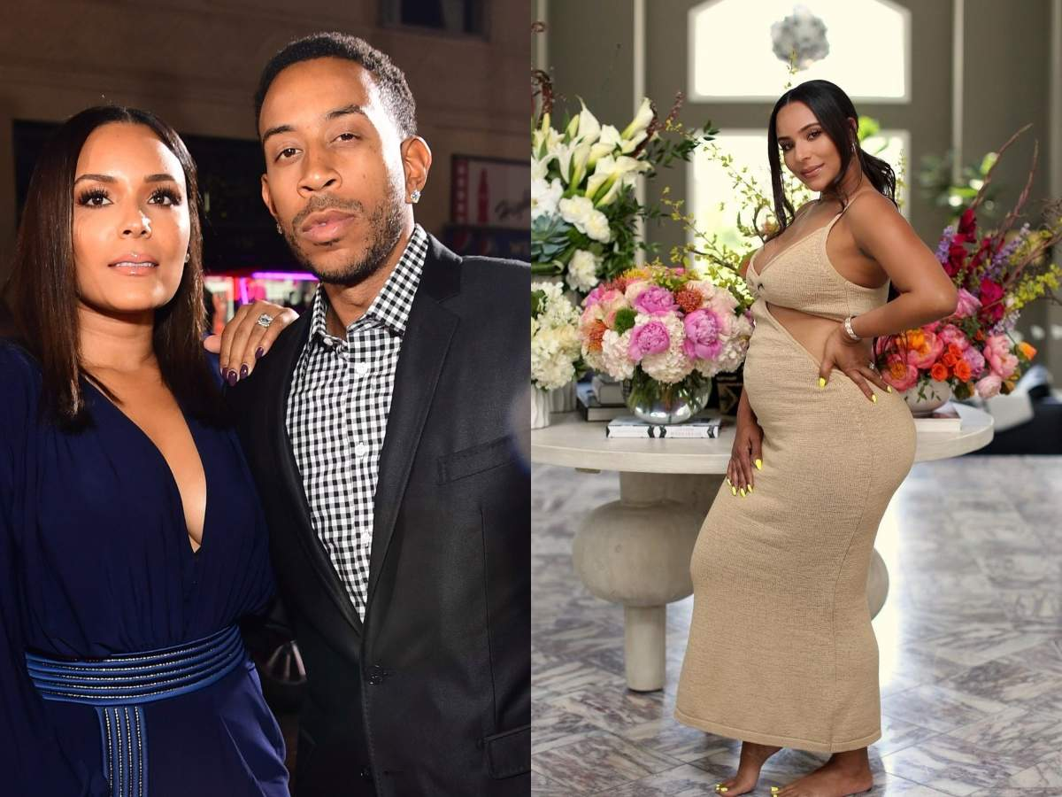 Ludacris & Eudoxie Married On The Exact Same Day He Proposed To Her