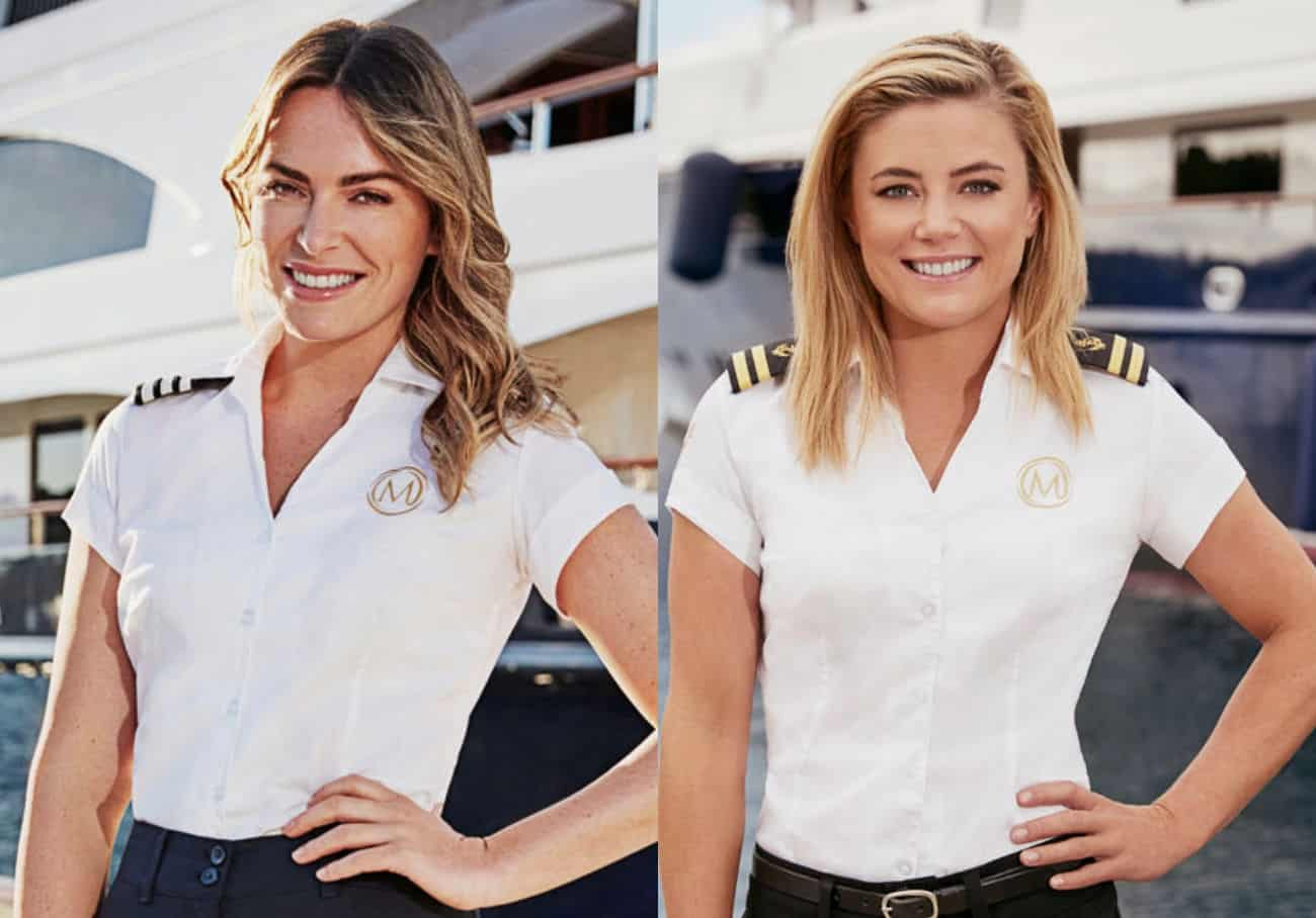 Katie Flood Finds A Supporter In The Form Of Malia White From Below Deck Med