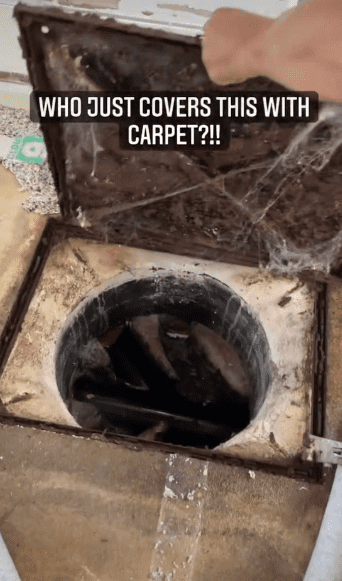 Family Gets A Shock As They Broke The Floor Noticing A Gross Smell!!