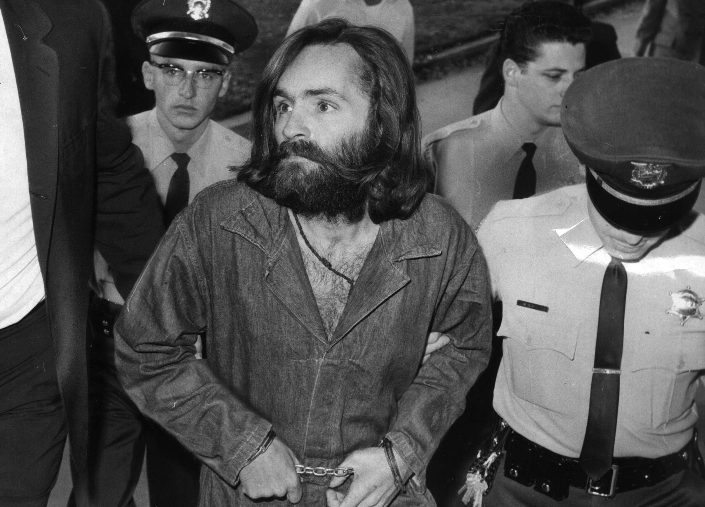 Charles Manson Family cult Sex, drugs, and Murder!