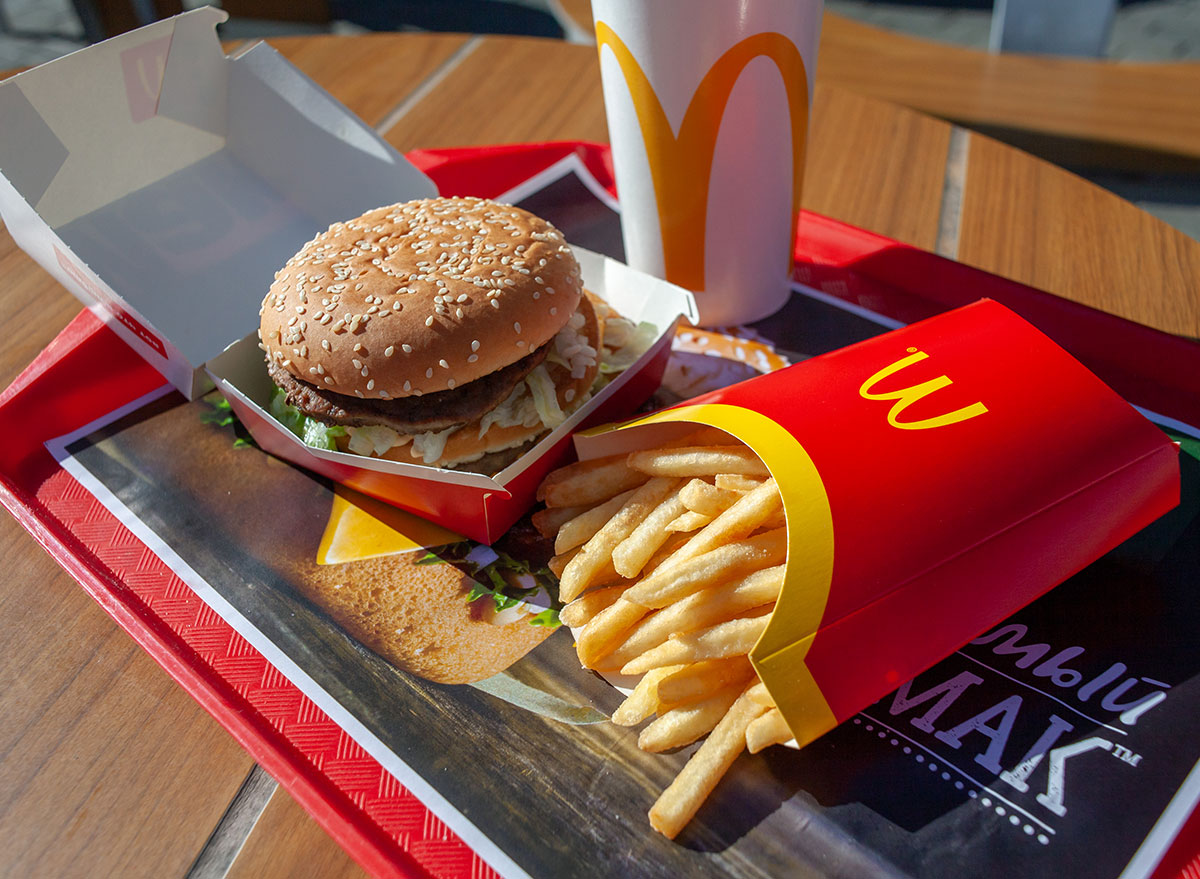 Wife Reveals How Her Husband Went To McDonald's While She Was In Labor