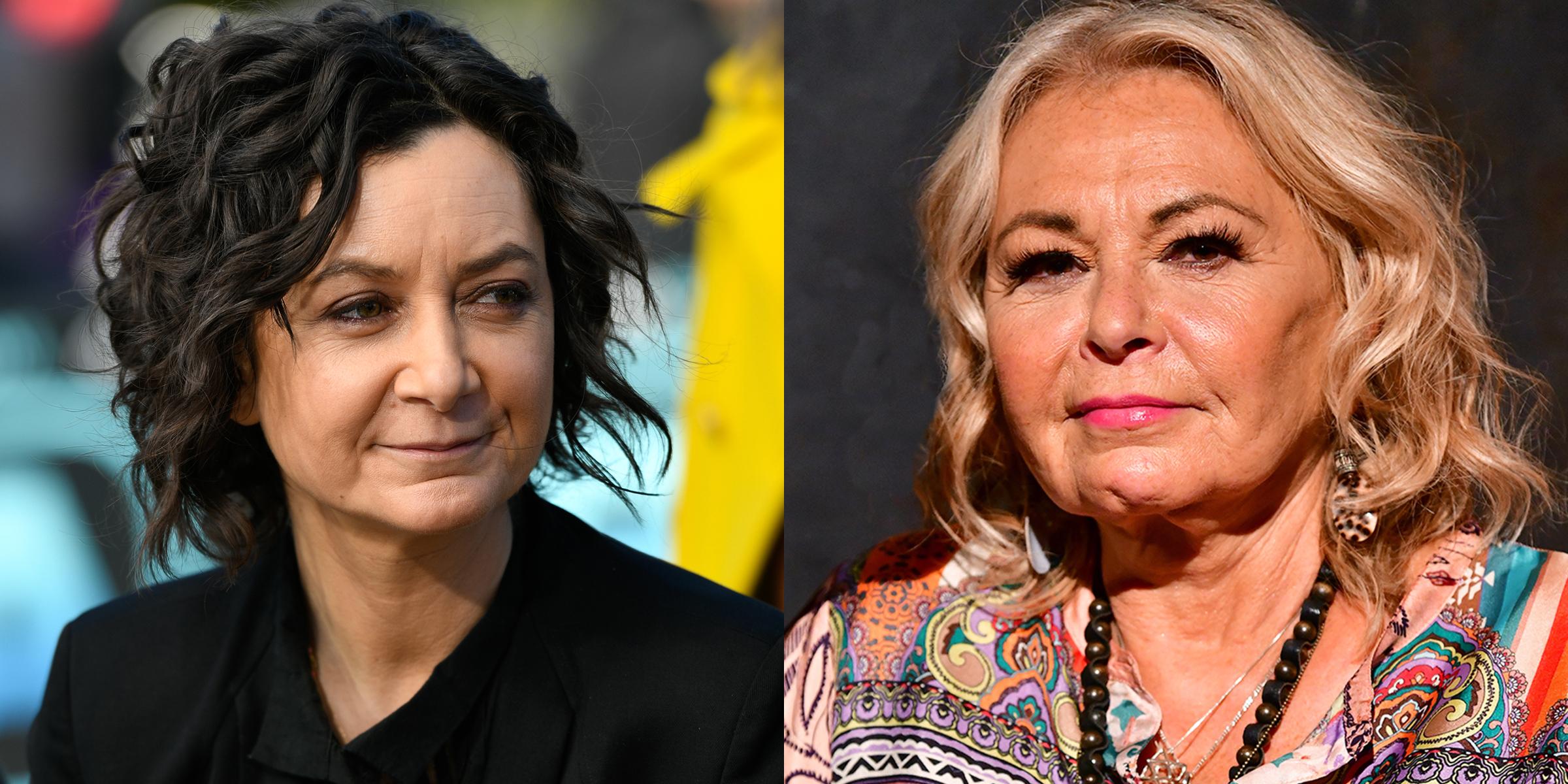 Roseanne Barr Vs Sara Gilbert, Barr Out For Revenge And Begging For A Career Comeback?