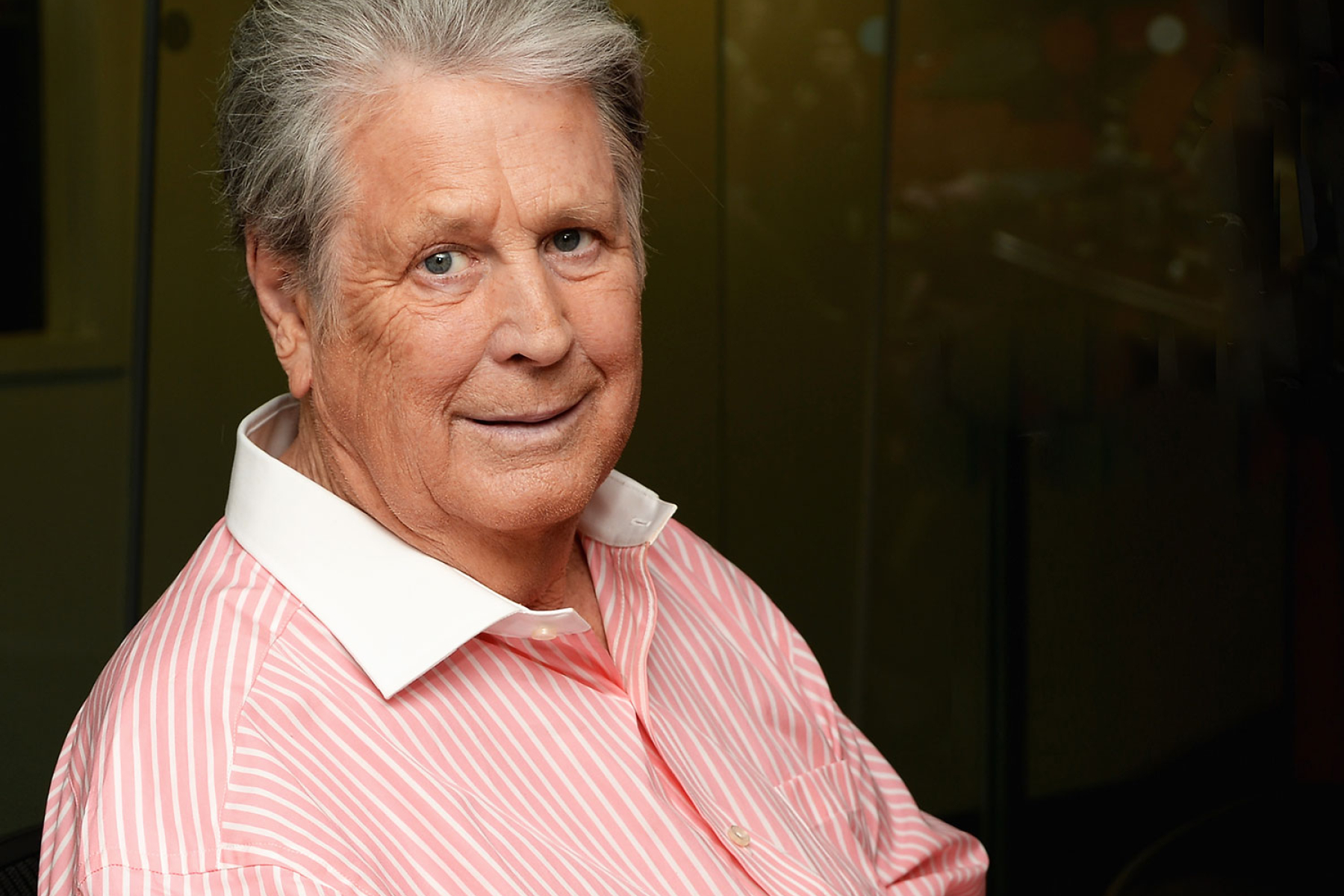 Brian Wilson Confined To A Wheelchair After Multiple Surgeries Due to Back Problems?