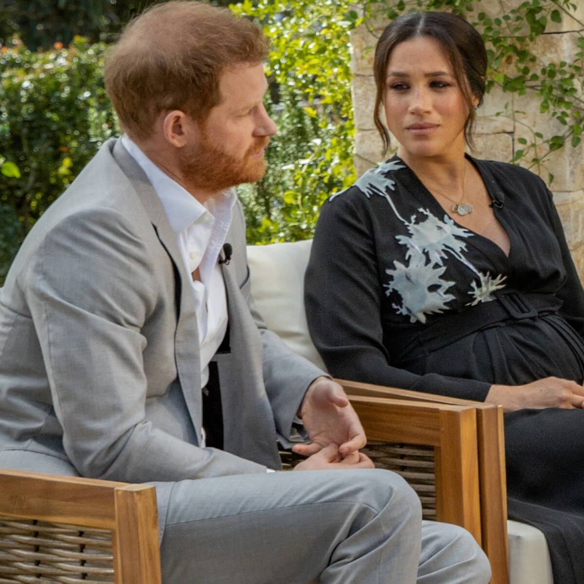 Prince Harry and Oprah Winfrey Interview Piers Morgan Feud Defeats Meghan Markle for TV Show Comments!