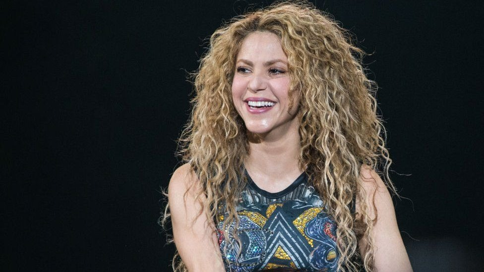 While visiting a park with her 8-year-old son, Shakira was attacked by wild boars.