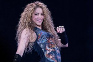 Pop sensation Shakira 'attacked and robbed' by two wild boar in Barcelona park