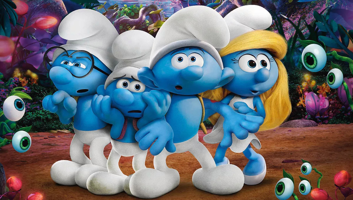 NBC Classic The Smurfs will be Rebooted by Nickelodeon