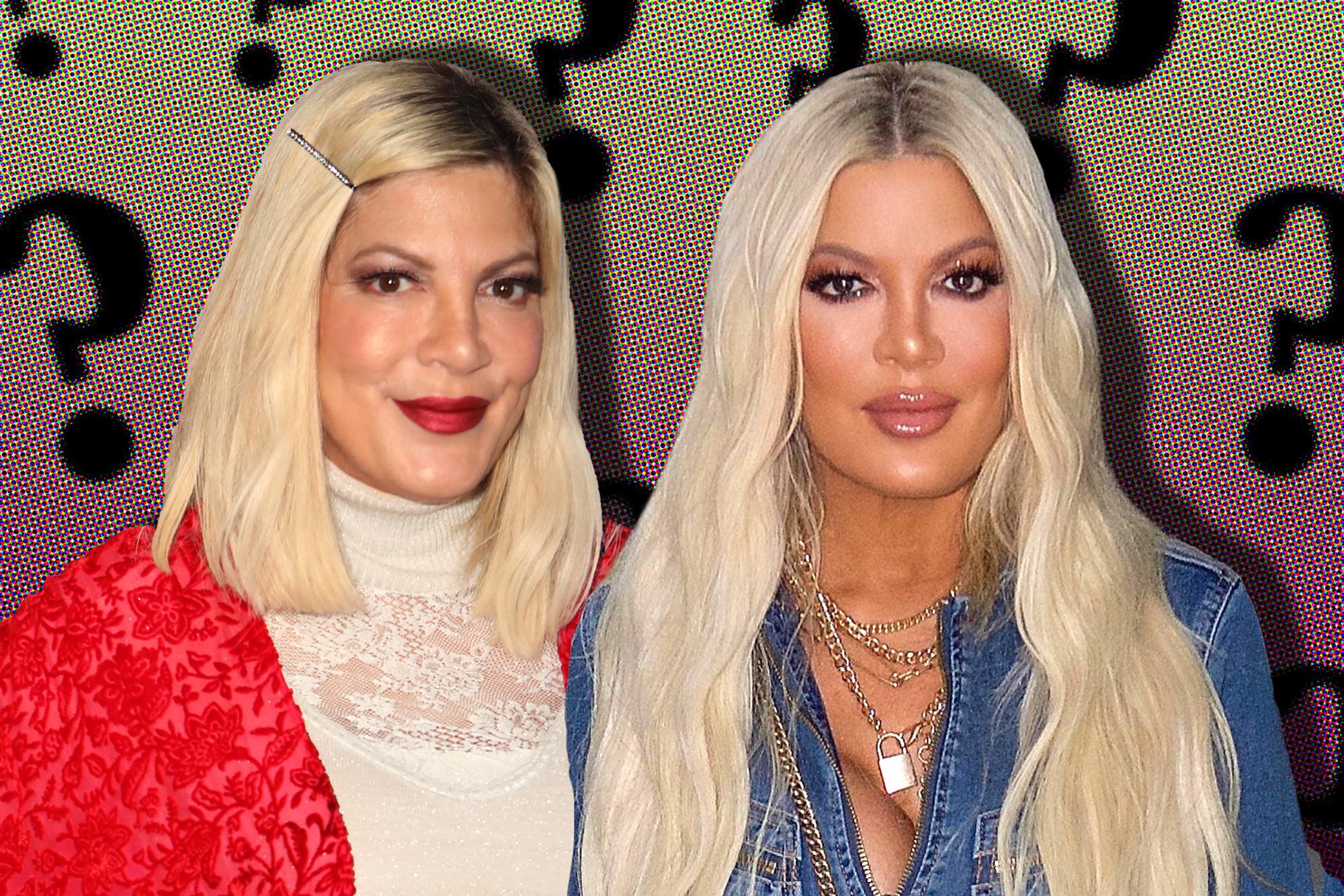 Tori Spelling And Khloe Kardashian Tori Response to Keeping Up With the Kardashians Star Comparisons!