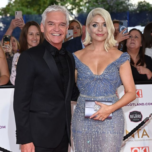 Morning presenters Phillip Schofield and Holly Willoughby have confirmed that they get tested twice each week