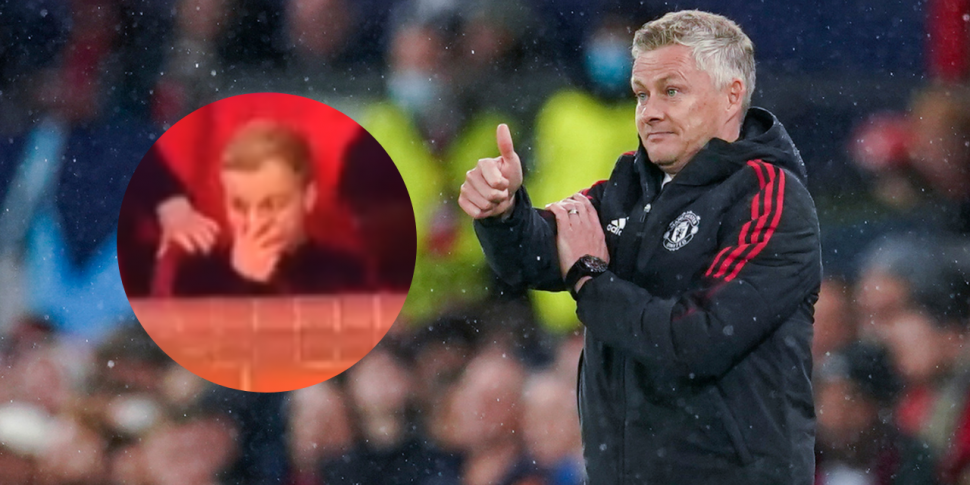 Donny Van de Beek Fuming After Left On The Bench For Manchester United's Champion League Clash