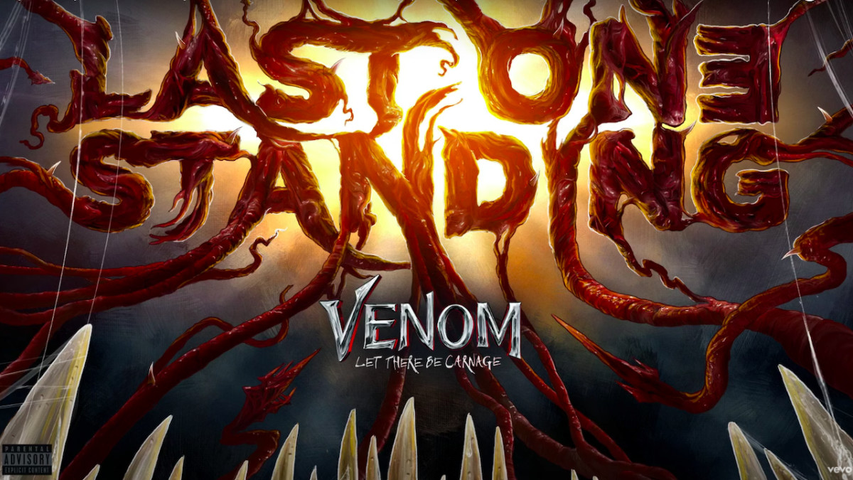 Eminem, Skylar Grey's 'Venom: Let There Be Carnage' Song Is Out!!!