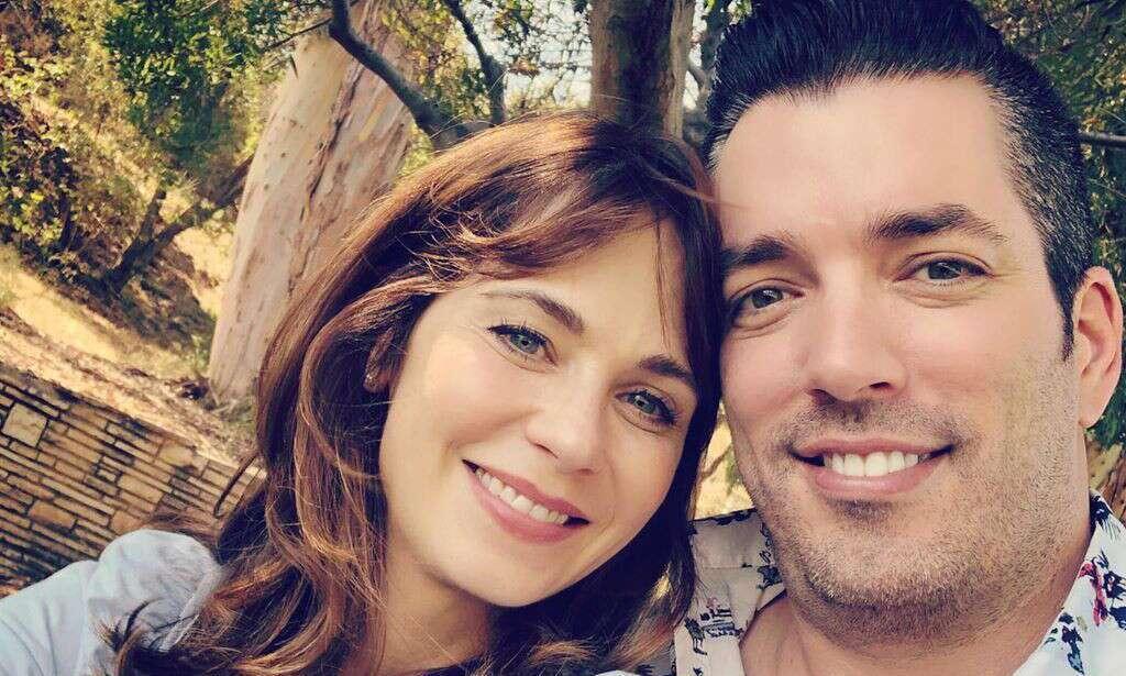 Boyfriend Jonathan Scott Reveals Movie Plans With Girlfriend Zooey Deschanel