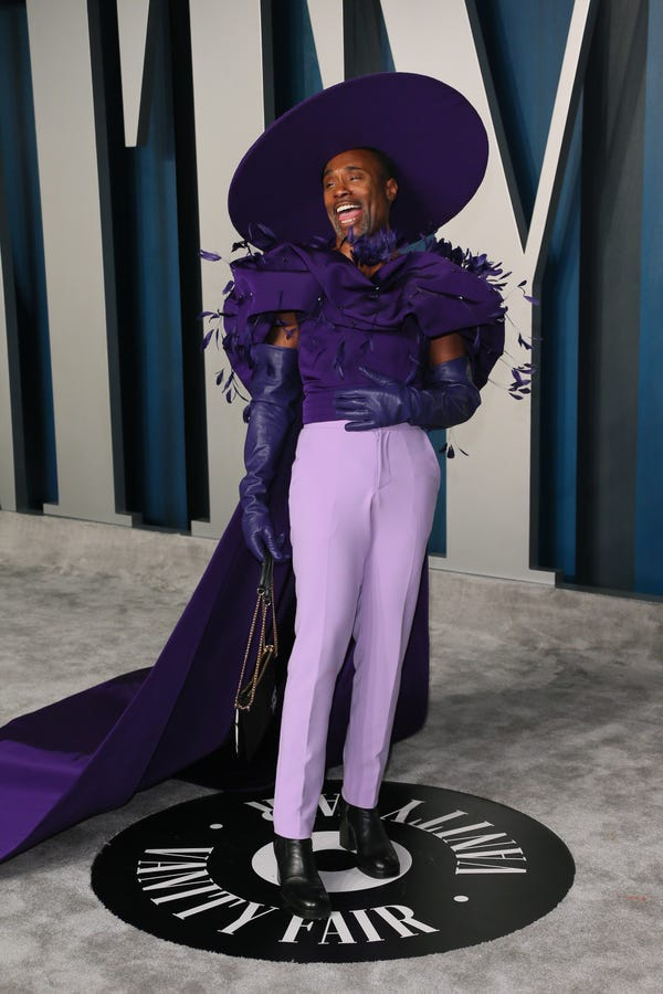 Billy Porter's Most Daring Looks