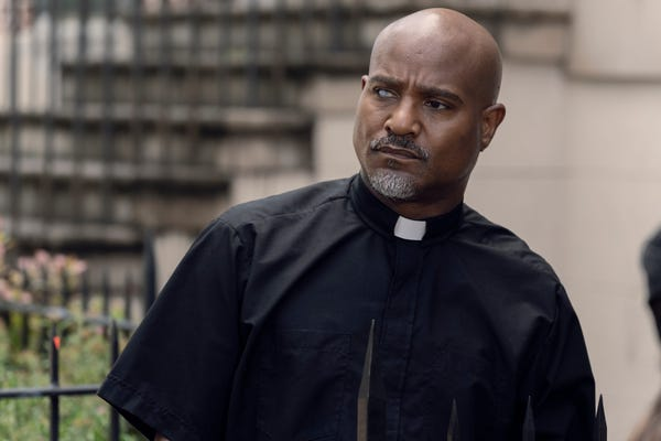 Seth Gilliam Always Wonders If the Next Episode Will Be Father Gabriel's Last