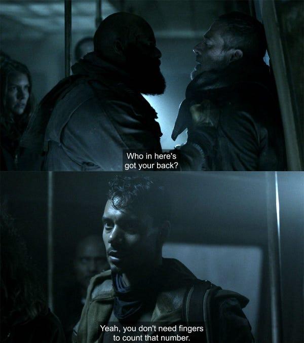 Father Gabriel Would've Saved Negan on Season 11 Premiere