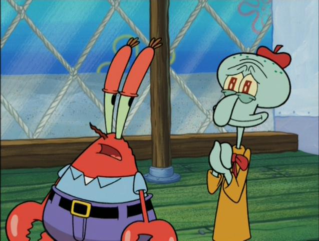 What happened to Mr. Krabs?  Fans believe he died in SpongeBob SquarePants.