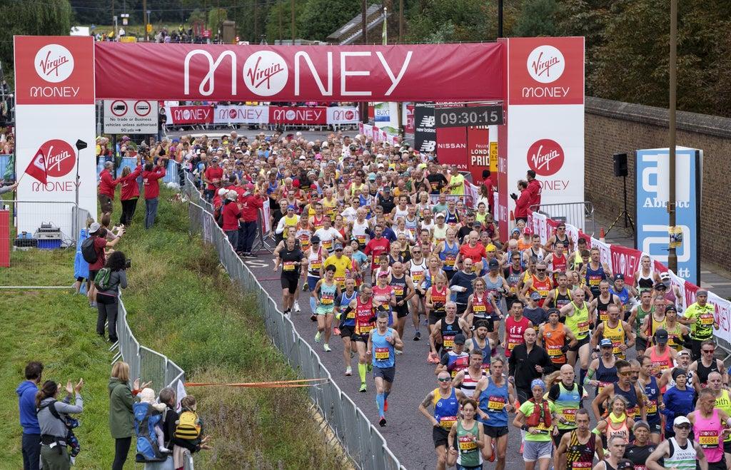 30 fun new world records set at London Marathon