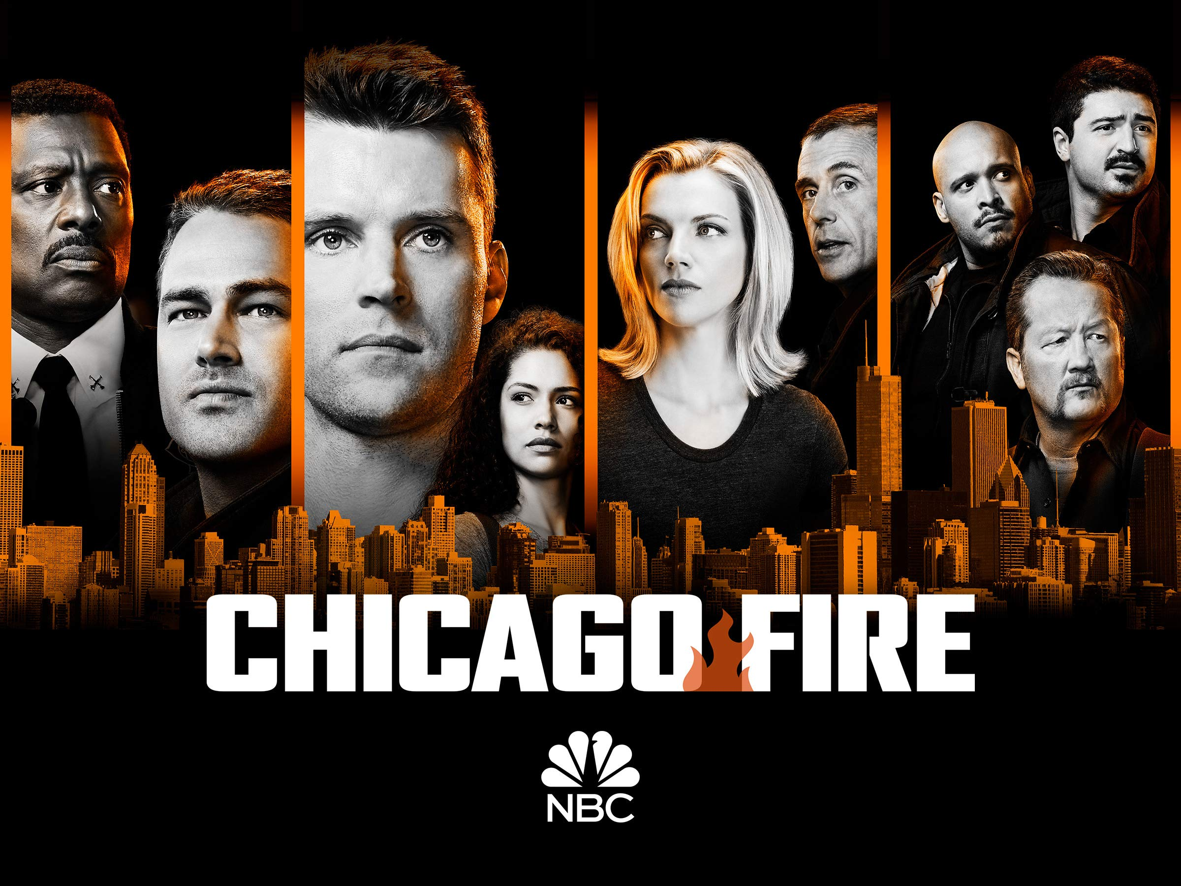 Chicago Fire Update : This Chicago Fire Scene Was Mistaken For A Real Tragedy