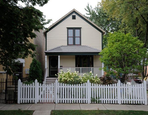 Inside Walt Disney's Childhood Home in Chicago That Cost $800 to Build