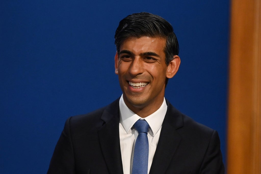 Rishi Sunak roasted for 'basic' spelling mistake as he prepares for Conservative Party conference speech