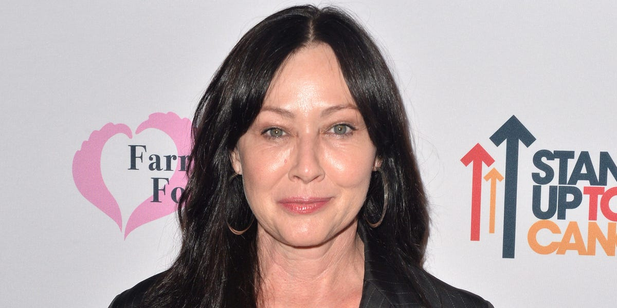 Shannen Doherty Says She's 'Fighting to Stay Alive'