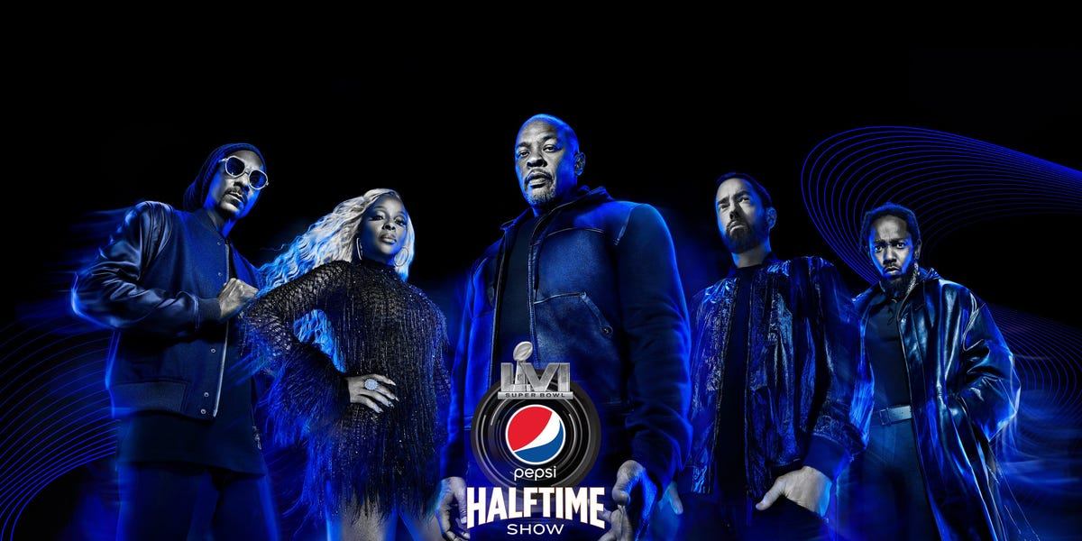Snoop, Mary J. Blige, Dr. Dre, Kendrick Lamar to Perform at Super Bowl