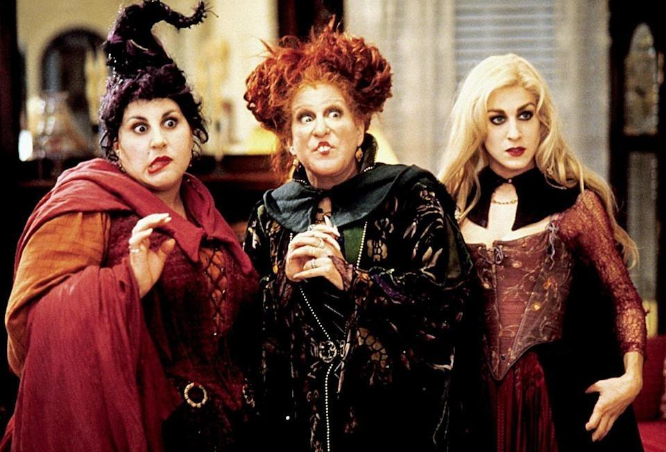 This Spooky Season, Get a 'Hocus Pocus' Themed Shake