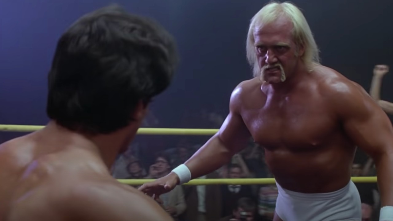 Sylvester Stallone Shares BTS Photo From Rocky III That'll Make You Look At That Hulk Hogan Fight Differently Sylvester Stallone Shares BTS Photo From Rocky III That'll Make You Look At That Hulk Hogan Fight Differently