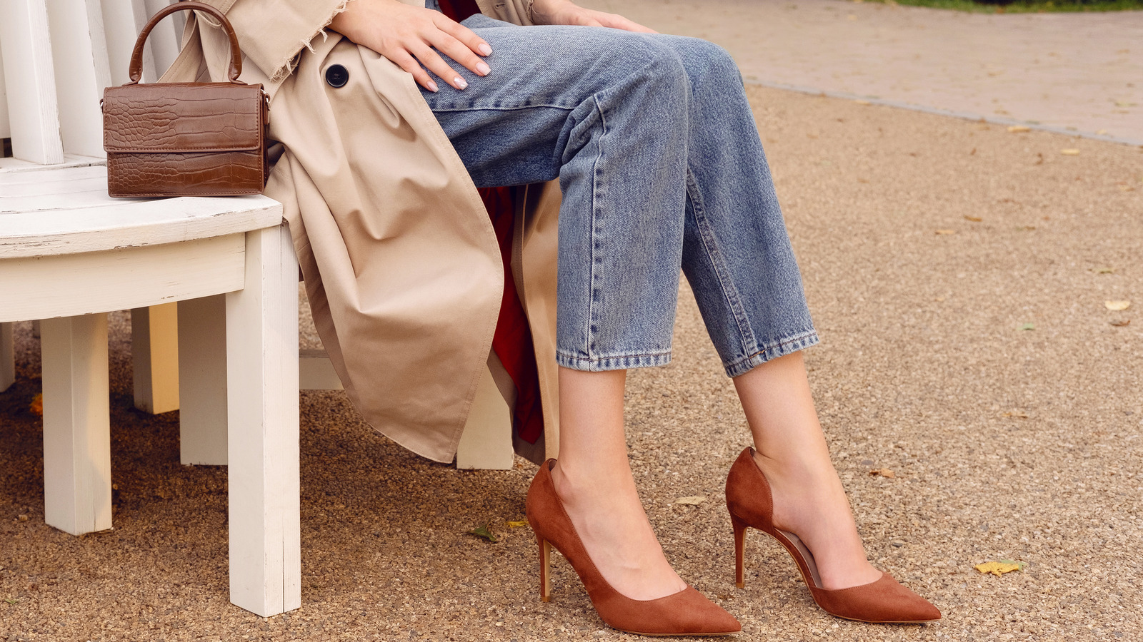 What Happens To Your Body When You Wear Heels Every Day